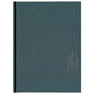 Rokovnik A4 Matera 801 plavo-siva