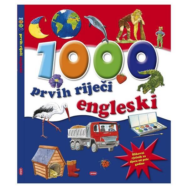 1000 prvih riječi: Engleski