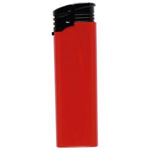 Upaljač elektronski sjajni Atomic CRF2 crveno/crni!!