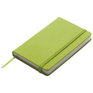 Notes  9x14cm čisti 96L s gumicom svijetlo zeleni