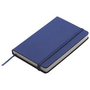 Notes  9x14cm čisti 96L s gumicom plavi