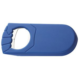 Otvarač za bocu plavi