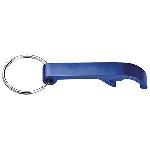 Privjesak za ključeve-otvarač za bocu plavi