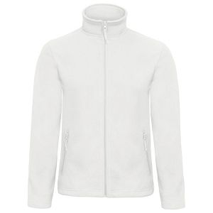 Jakna zip-flis B&C ID.501 280g bijela XL!!