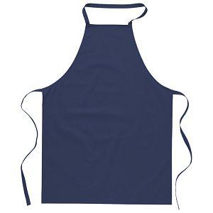 Pregača za kuhanje pamučna 65x90cm tamno plava