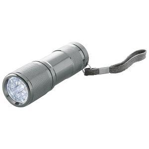 Svjetiljka ručna  9 LED metalna!!