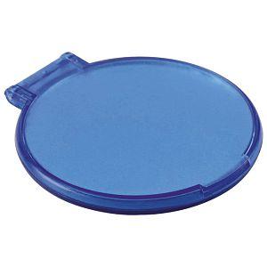 Ogledalo džepno plavo