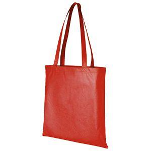 Vrećice za kupovinu pp 36x40cm crvene