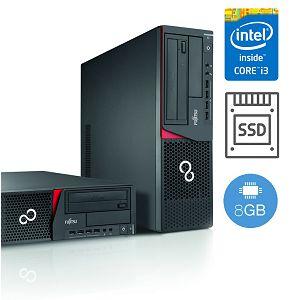 Fujitsu Esprimo E720 i3 4gen 8GB + 240GB SSD