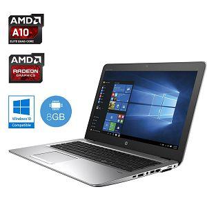 HP EliteBook 755 G4 - SSD, AMD Radeon grafika