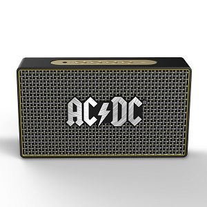 AC/DC zvučnik Classic 3 Vintage Retro, 20W, Bluetooth, USB, MP3, ug. baterija