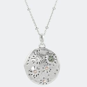 ANEKKE OGRLICA srebrna Luna 055254
