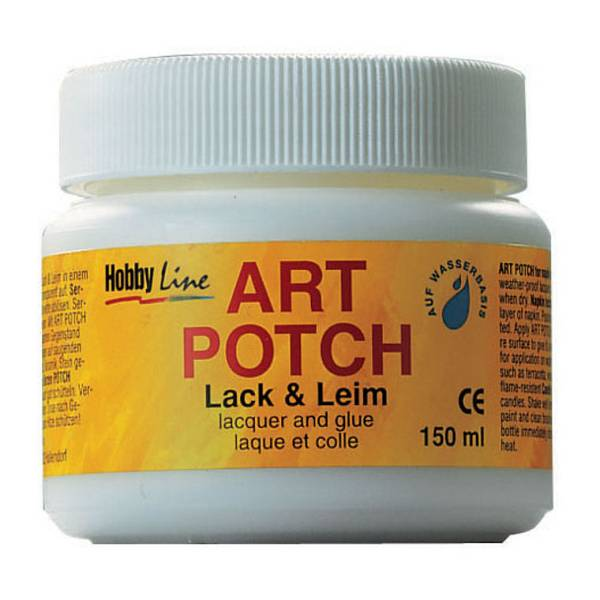 Art Potch - lak ljepilo za salvete 150ml