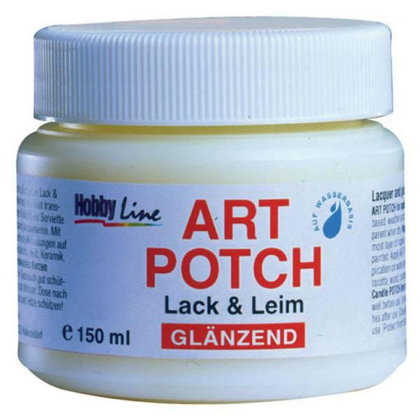 Art Potch - lak ljepilo za salvete 150ml, sjajno