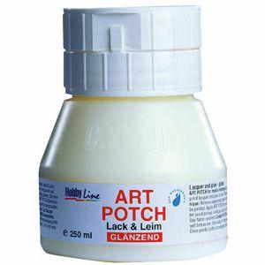 Art Potch - lak ljepilo za salvete 250ml, sjajno