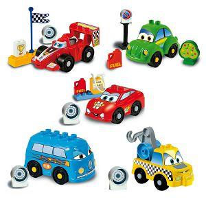 AUTIĆ CARS za slaganje Unico plus 1,1/2-5god.Androni 085672 5motiva
