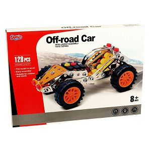 AUTO BUGGY Off Road Car 128kom metalni Denis 461433