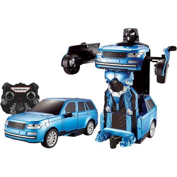 Auto robot TRANSFORMER na daljinsko upravljanje