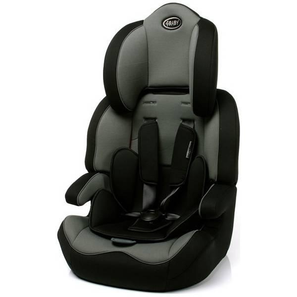 Autosjedalica 4Baby Rico Comfort 9-36kg siva
