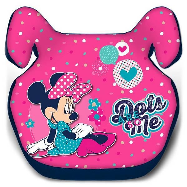 Autosjedalica Disney Minnie grupa 2/3 15-36kg