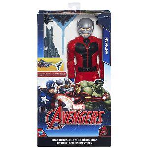 Avengers figura Titan Hero and Gear Ast WV1 16 hasbro crveni/zlatni