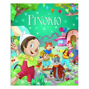 Bajka Pinokio