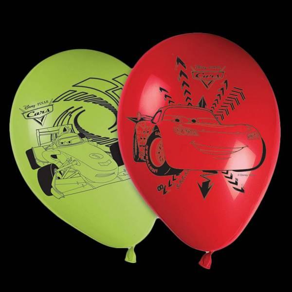 Baloni Cars 8/1 28cm