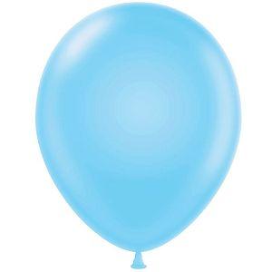 BALONI DECOHELIUM 12gr.50/1 BabyBlue 601 039360