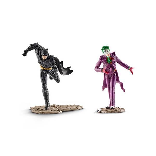 Batman i Joker Schleich