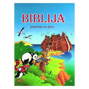 Biblija prepričana za djecu