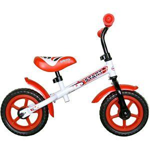 Bicikl bez pedala Baby Mix crveni