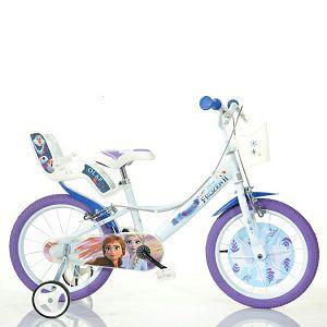 "Bicikl Frozen 14"" plavi"