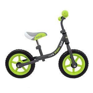 Bicikl guralica Baby mix metalni 916364 zeleni