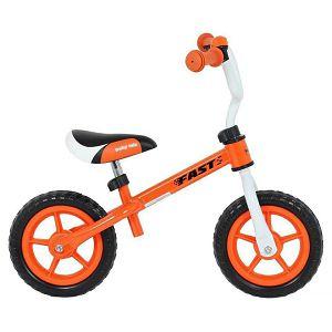 BICIKL GURALICA Baby mix metalni narančasti 920095