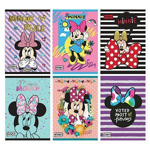 Bilježnica A4/54L/Crte Disney Minnie 184630