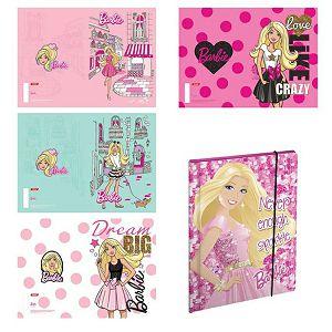 Bilježnica A5 52L karo Barbie Sweet Girl 18048 Target sortirano