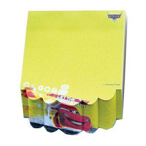 Blok kocka 8.4x10.3cm kosa 150 listova Disney CARS