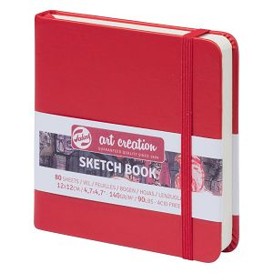 Blok za skiciranje 12x12cm 80L/160gr Art Creation 383602