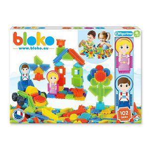 BLOKO KOCKE SET 100kom+2 figure BL503511 12+ 035116