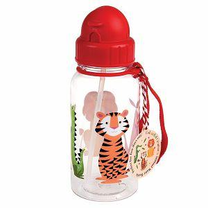 Boca za piće plastična sa slamkom 500ml Creatures 415406