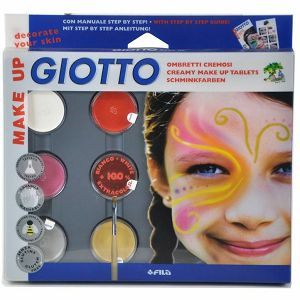 BOJA ZA LICE Giotto creamy tablets glamour 6boja 471100