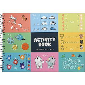 Bojanka Creative Activity Book dječja, 96str, 75031