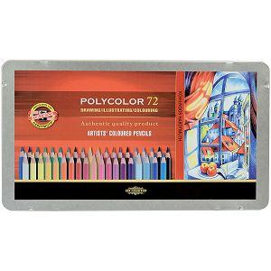BOJICE drvene slikarske KOH-I-NOOR Polycolor 72/1 089629