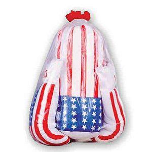 BOKSAČKI SET 2 rukavice i vreća USA 100196