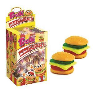 BOMBONI Trolli mini burger 10gr