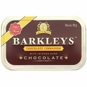 Bomboni tvrdi Barkleys Choco Cinnamon 1/50g