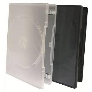 Box DVD jednostruki Jewel Princo crni