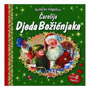 Božićna slagalica Čarolija Djeda Božićnjaka