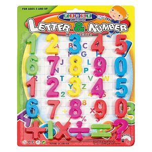 Brojevi magnetni 26kom First Classroom 205073