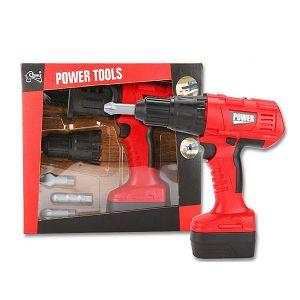 Bušilica dječja na baterije Power Tools Tegole